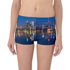 Buildings Can Cn Tower Canada Boyleg Bikini Bottoms