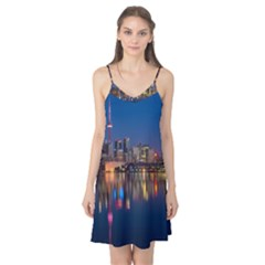 Buildings Can Cn Tower Canada Camis Nightgown