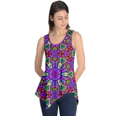 Seamless Tileable Pattern Design Sleeveless Tunic