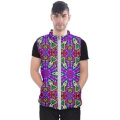 Seamless Tileable Pattern Design Men s Puffer Vest