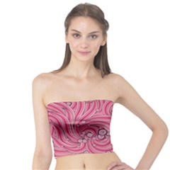 Pattern Doodle Design Drawing Tube Top