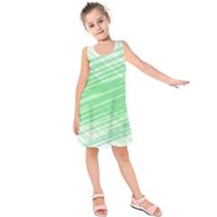 Dirty Dirt Structure Texture Kids  Sleeveless Dress