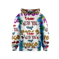 Christian Christianity Religion Kids  Pullover Hoodie