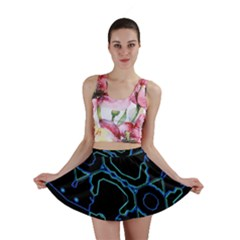 Warp Mini Skirt