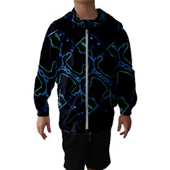 Warp Hooded Wind Breaker (kids)