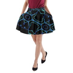 Warp A Line Pocket Skirt
