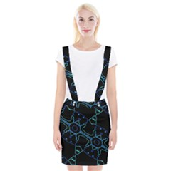 Warp Braces Suspender Skirt