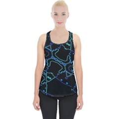 Warp Piece Up Tank Top