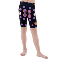 Planet Say Ten Kids  Mid Length Swim Shorts