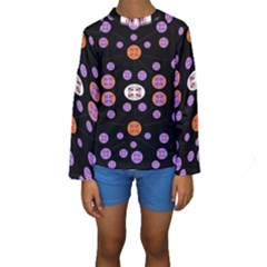 Planet Say Ten Kids  Long Sleeve Swimwear