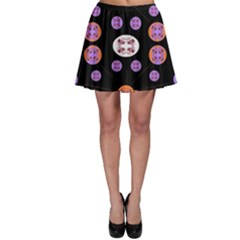 Planet Say Ten Skater Skirt
