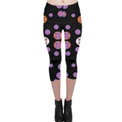 Planet Say Ten Capri Leggings