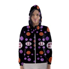 Planet Say Ten Hooded Wind Breaker (women)