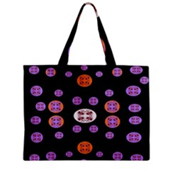 Planet Say Ten Zipper Mini Tote Bag