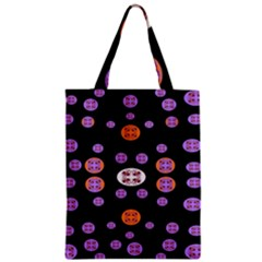 Planet Say Ten Zipper Classic Tote Bag