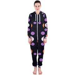 Planet Say Ten Hooded Jumpsuit (ladies)