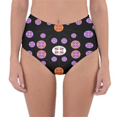 Planet Say Ten Reversible High Waist Bikini Bottoms