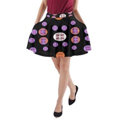 Planet Say Ten A Line Pocket Skirt