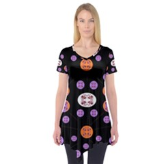 Planet Say Ten Short Sleeve Tunic