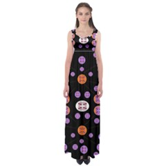 Planet Say Ten Empire Waist Maxi Dress