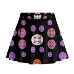 Planet Say Ten Mini Flare Skirt