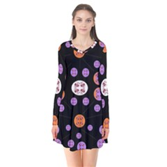 Planet Say Ten Flare Dress