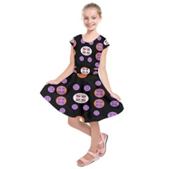 Planet Say Ten Kids  Short Sleeve Dress