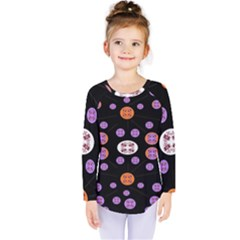 Planet Say Ten Kids  Long Sleeve Tee