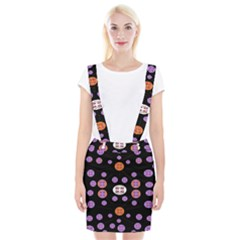 Planet Say Ten Braces Suspender Skirt