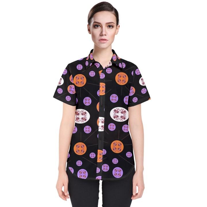 Planet Say Ten Women s Short Sleeve Shirt