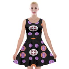 Planet Say Ten Velvet Skater Dress