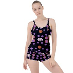 Planet Say Ten Boyleg Tankini Set