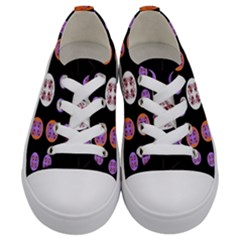 Planet Say Ten Kids  Low Top Canvas Sneakers