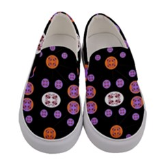 Planet Say Ten Women s Canvas Slip Ons