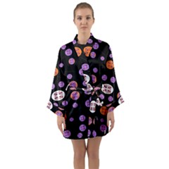 Planet Say Ten Long Sleeve Kimono Robe
