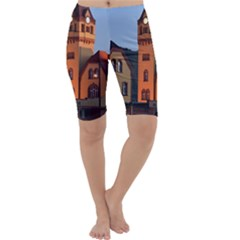 Blue Hour Colliery House Cropped Leggings