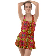Abstract Background Pattern Doodle Swimsuit