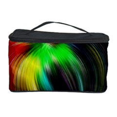 Circle Lines Wave Star Abstract Cosmetic Storage Case