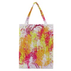 Painting Spray Brush Paint Classic Tote Bag