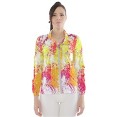 Painting Spray Brush Paint Wind Breaker (women)