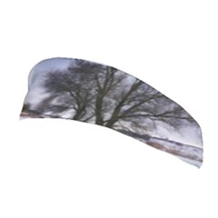 Winter Bach Wintry Snow Water Stretchable Headband