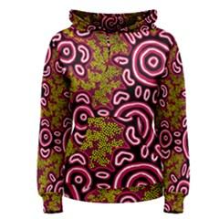 Aboriginal Art   You Belong Women s Pullover Hoodie