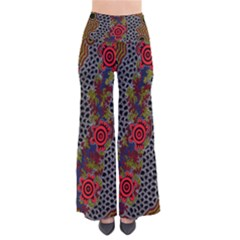 Aboriginal Art   Meeting Places Pants