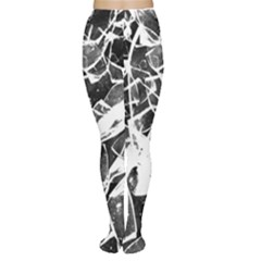 Broken Glass  Women s Tights