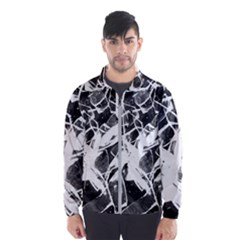 Broken Glass  Wind Breaker (men)