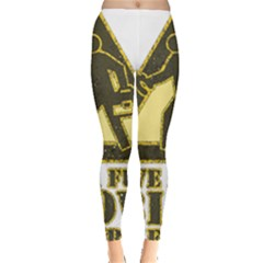 Save A Fuse Blow An Electrician Leggings