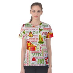 The Joys Of Christmas Women s Cotton Tee