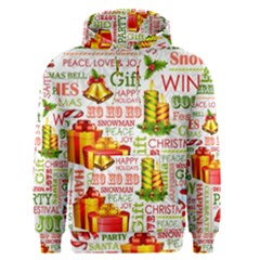 The Joys Of Christmas Men s Pullover Hoodie