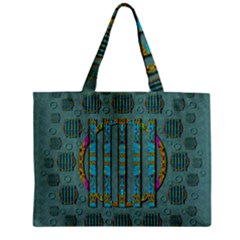 Freedom Is Every Where Just Love It Pop Art Mini Tote Bag
