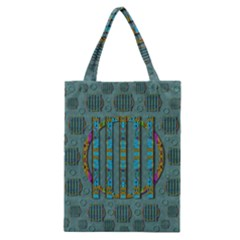 Freedom Is Every Where Just Love It Pop Art Classic Tote Bag